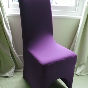 Dining Room Chair Covers Purple Free Delivery