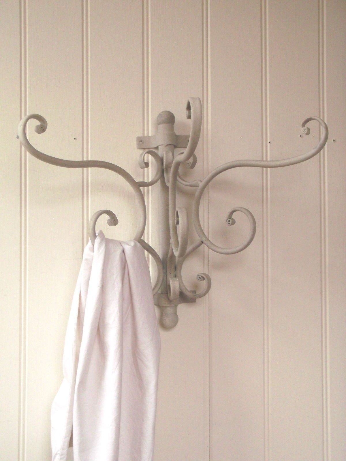 Magnificent Vintage Twisted Wire Coat Hooks Images - Electrical ...