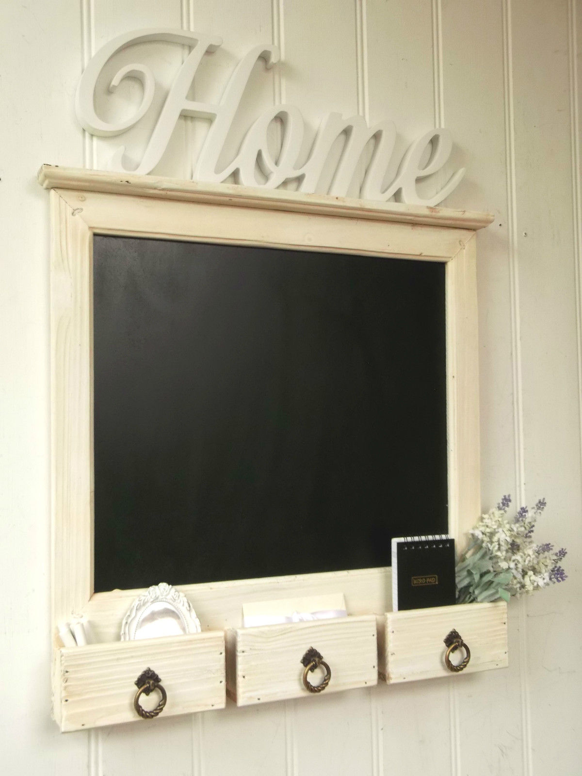 Chalkboard On Kitchen Wall