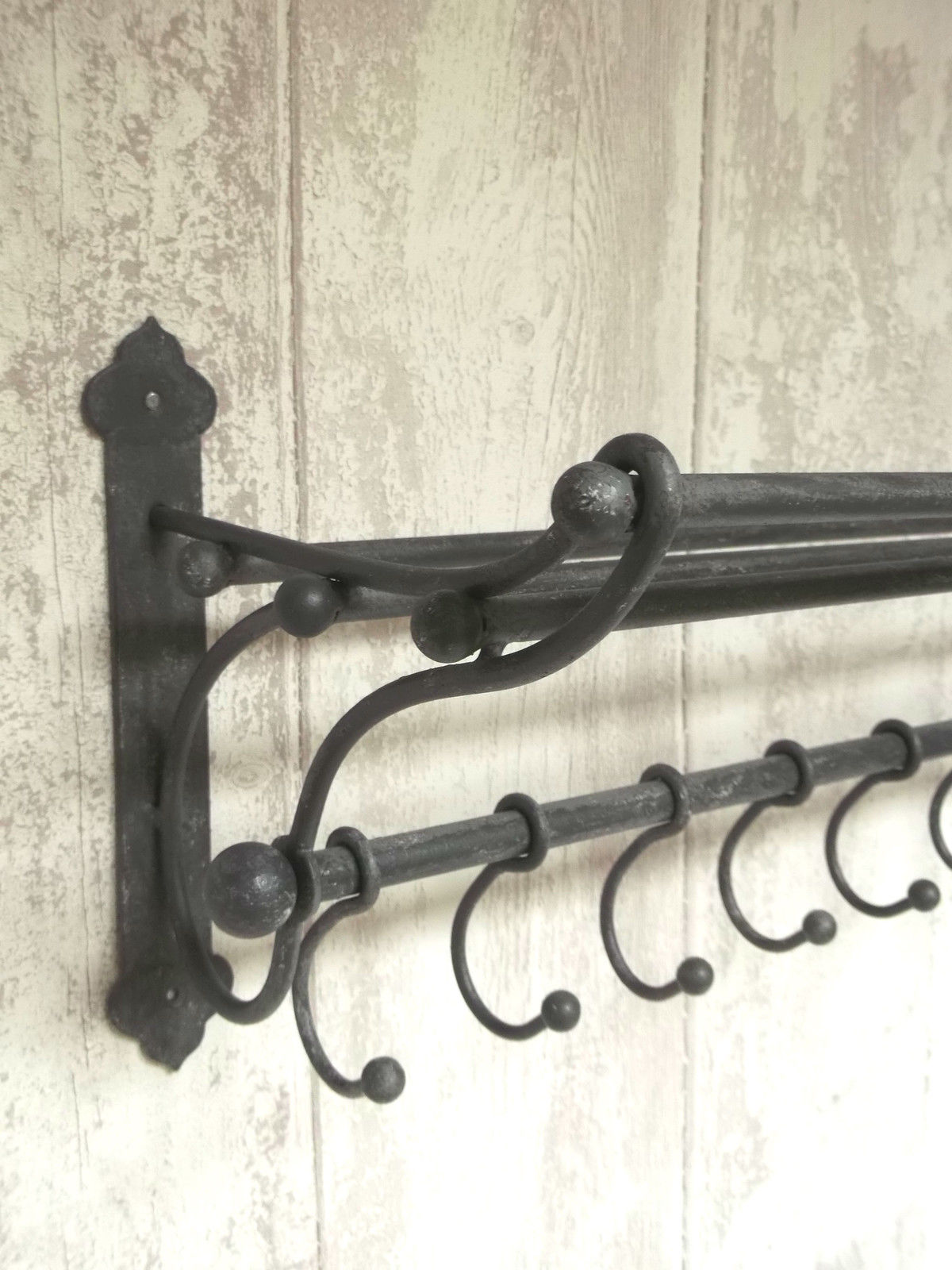 Outstanding Antique Wire Coat Hooks Vignette - Electrical System ...